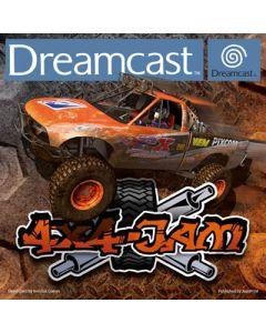 Jeu 4x4 - Jam pour Dreamcast