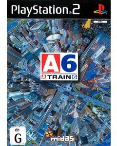 Jeu A-Train 6 pour Playstation 2
