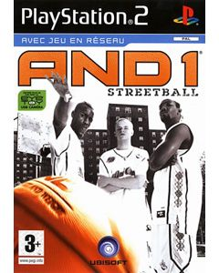 Jeu AND 1 Streetball pour Playstation 2