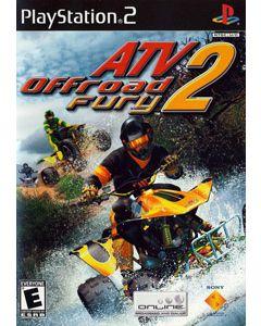 Jeu ATV Offroad Fury 2 pour Playstation 2