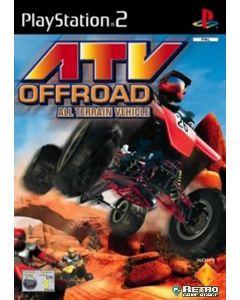Jeu ATV Offroad all terrain vehicule pour Playstation 2