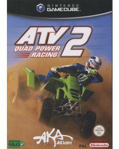 Jeu ATV Quad Power Racing 2 pour Gamecube