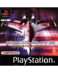 Jeu Ace Combat 3 pour Playstation
