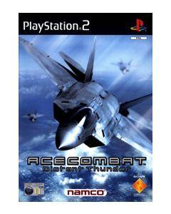 Jeu Ace Combat Distant Thunder pour PS2