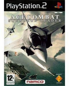Jeu Ace Combat Squadron Leader pour Playstation 2