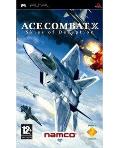 Jeu Ace Combat X - Skies of Deception pour PSP
