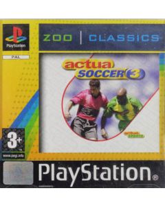 Jeu Actua Soccer 3 pour Playstation