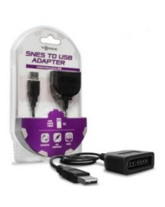 Adaptateur SNES/USB