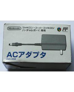Adaptateur secteur Japonais en boîte Super Famicom