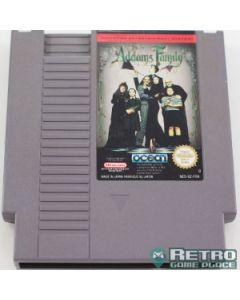 Jeu Addams Family pour Nintendo NES