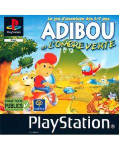 Jeu Adibou et l'ombre Verte pour Playstation