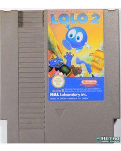 Jeu Adventures of Lolo 2 pour Nintendo NES