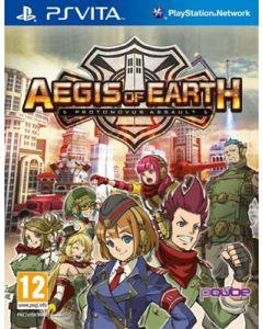 Jeu Aegis of Earth Protonovus Assault pour PS Vita