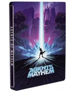 Jeu Agents of Mayhem SteelBook Neuf pour PS4