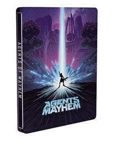 Jeu Agents of Mayhem (steelbook) pour PS4