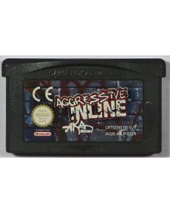 Jeu Aggressive Inline pour Game Boy Advance