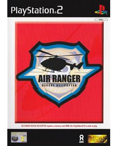 Jeu Air Ranger Rescue Helicopter pour Playstation 2