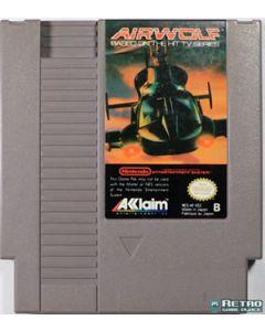 Jeu Airwolf pour Nintendo NES