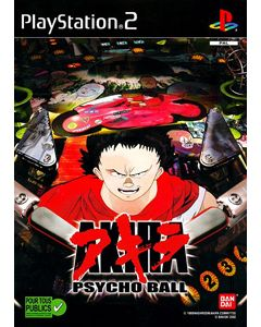 Jeu Akira Psycho Ball pour Playstation 2