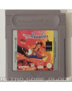 Jeu Aladdin pour Gameboy