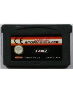 Jeu Alex Rider Stormbreaker pour Game Boy Advance
