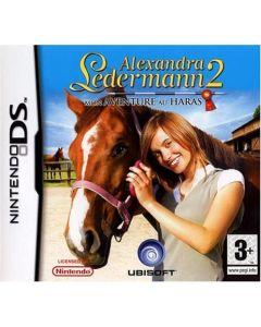 Jeu Alexandra Ledermann 2 - Mon Aventure Au Haras pour Nintendo DS