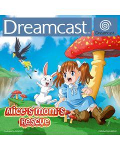 Jeu Alice's mom's Rescue pour Dreamcast
