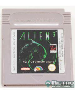 Jeu Alien 3 pour Game Boy