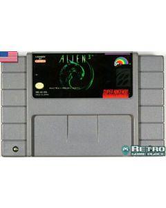 Jeu Alien 3 pour Super NES
