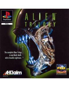 Jeu Alien Trilogy pour Playstation