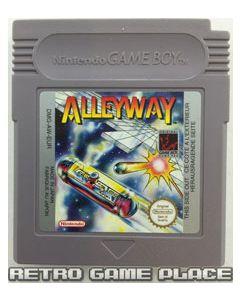 Jeu Alleyway pour Game Boy