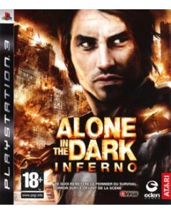 Jeu Alone in the Dark - Inferno pour PS3