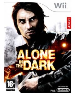 Jeu Alone in the Dark pour Nintendo Wii