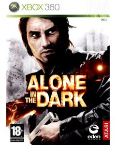 Jeu Alone in the Dark pour Xbox 360