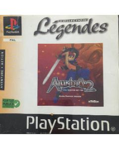 Jeu Alundra 2 Collection Legende pour Playstation