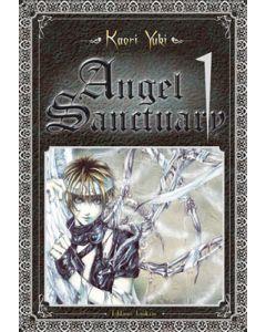 Manga Angel Sanctuary tome 01