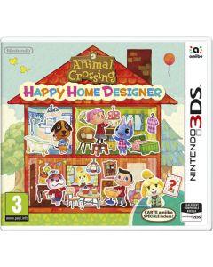 Jeu Animal Crossing - Happy Home Designer pour Nintendo 3DS