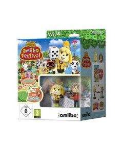 Jeu Animal Crossing Amiibo Festival avec Amiibo (neuf) pour Wii U