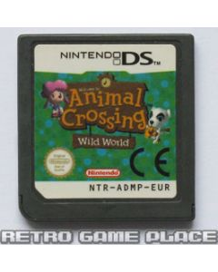 Jeu Animal Crossing : Wild World pour Nintendo DS