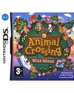 Jeu Animal Crossing Wild World pour Nintendo DS