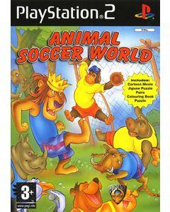 Jeu Animal Soccer World pour Playstation 2