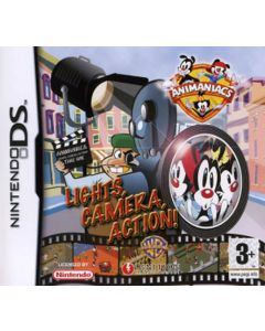 Jeu Animaniacs Lights, Caméra, Action! (neuf) pour Nintendo DS