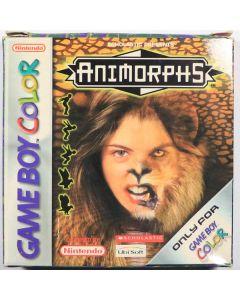 Jeu Animorphs pour Game Boy Color