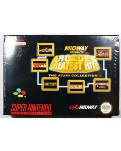 Jeu Arcade's Greatest Hits The Atari Collection 1 pour Super Nintendo