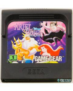 Jeu Ariel la petite sirène pour Game Gear