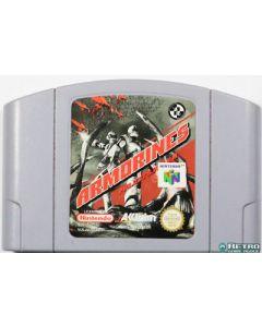 Jeu Armorines pour Nintendo 64