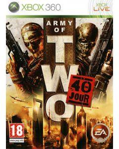 Jeu Army of Two - Le 40ème Jour pour Xbox 360