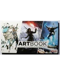 Jeu Art Book - Les plus belles images, les plus grands jeux - Tome 2