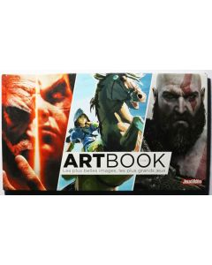 Jeu Art Book - Les plus belles images, les plus grands jeux - Tome 4