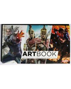 Jeu Art Book - Les plus belles images, les plus grands jeux - Tome 5